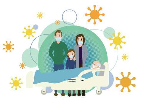 Person-Centered Guidelines_Family Presence Image