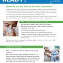 Get Ready: COVID-19 Fact Sheet
