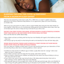 SLEEPING TIPS FOR THE COVID-19 PANDEMIC FROM A RAINBOW SLEEP EXPERT