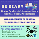 Be Ready Infographic